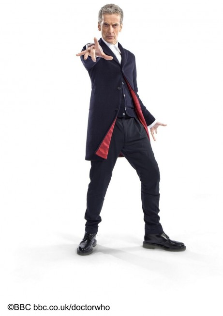 Peter Capaldi Dr Who Costume New Doctor Who Costume