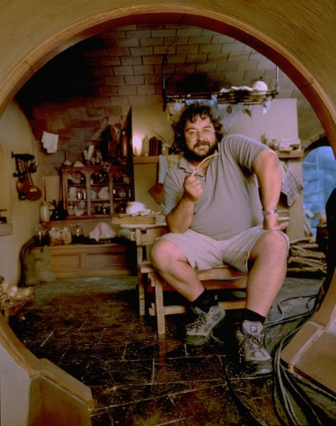Still Of Peter Jackson In The Lord Of The Rings The Fellowship Of The Ring Large Picture Lord Of The Rings