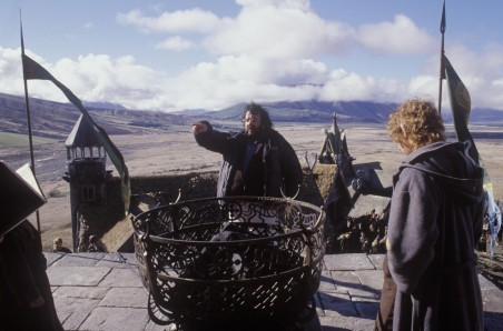 Still Of Peter Jackson In The Lord Of The Rings The Return Of The King Large Picture Lord Of The Rings