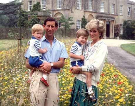 Prince William Prince Harry And William