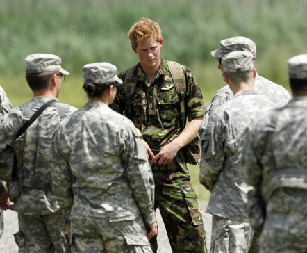 Royal Rebel Prince Harry Us Military Academy At West Point Tv