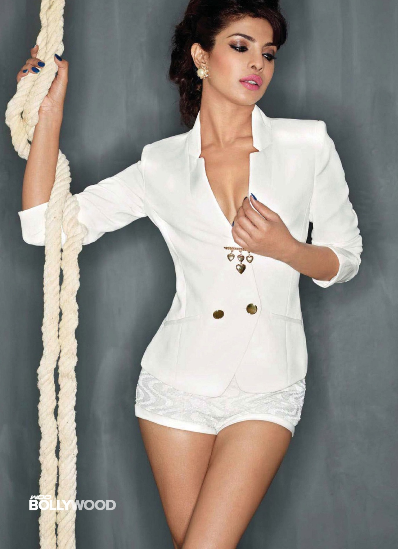 Priyanka Chopra Latest Hot Photo Shoot Stills Hot