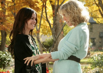 Rachel Bilson Blythe Danner Waiting For Forever Movie Image Movies