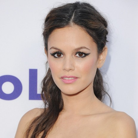 Rachel Bilson Braided Hair