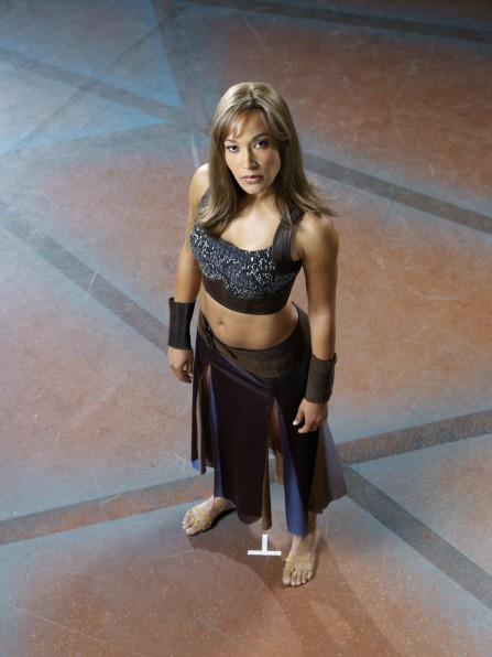 Stargate Atlantis Rachel Luttrell Dvdbash Wordpress Tv