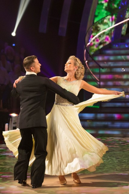 Rachel Riley Strictly Come Dancing Radio