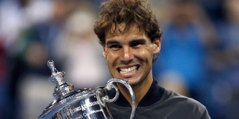 Rafa Nadal Crowns Brilliant Year With Us Open Championship Sports Images Rafael Nadal Sport