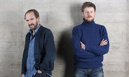 Ralph Fiennes And Simon