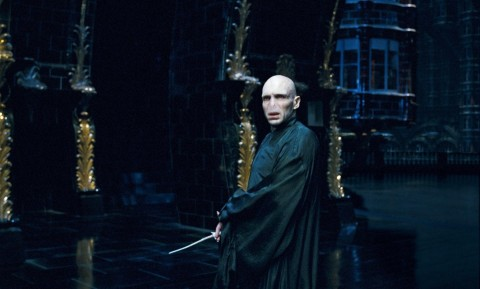 Still Of Ralph Fiennes In Harry Potter And The Order Of The Phoenix Large Picture Voldemort Makeup Transformation