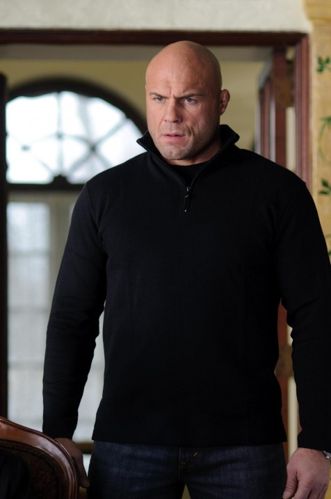 Still Of Randy Couture In Setup Large Picture