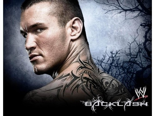 Randy Orton Backlash