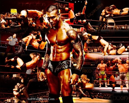 Wwe Randy Orton Wallpaper Hd