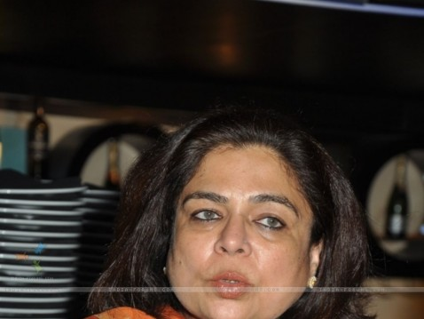 Reema Lagoo At Launch Of Matrimonial Website Saathiya At Sahara Family Photo
