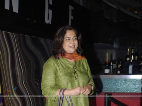 Reema Lagoo At Launch Of Matrimonial Website Saathiya At Sahara Tv
