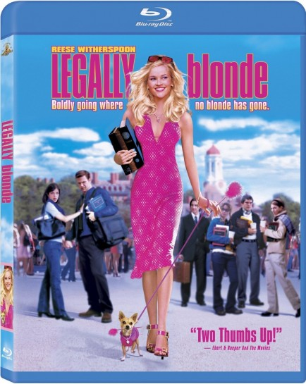 Nu Ysql Sl Legally Blonde