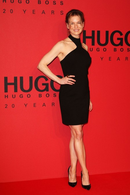 Renee Zellweger At The Hugo By Hugo Boss Autumn Winter Fashion Show In Berlin Fashion