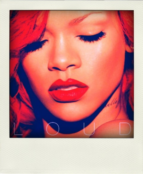 Rihanna Loud Artwork Bjm Pola Album