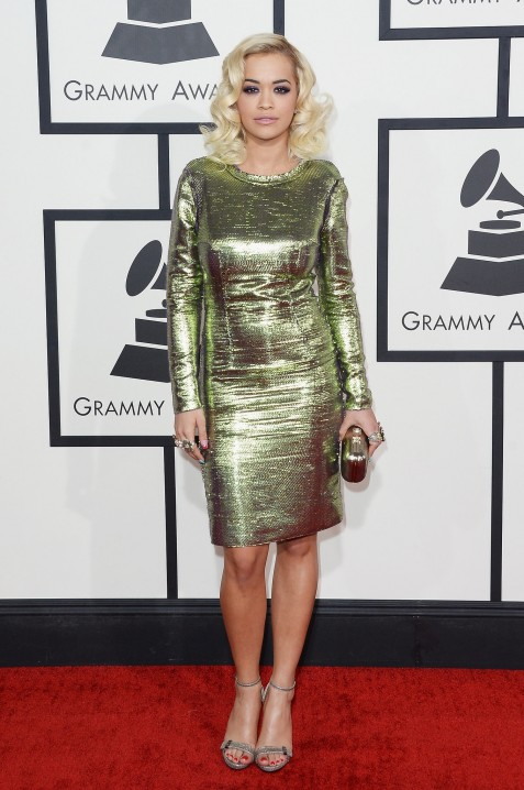 Rita Ora Grammy Awards