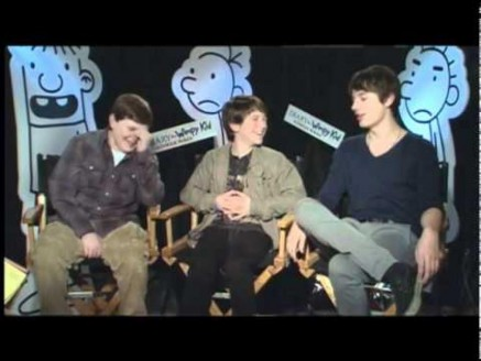 Diary Of Wimpy Kid Rodrick Rules Exclusive Devon Bostick Robert Capron And Zachary