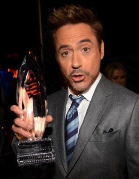 Most Beautiful Hollywood Actor Robert Downey Jr Photo
