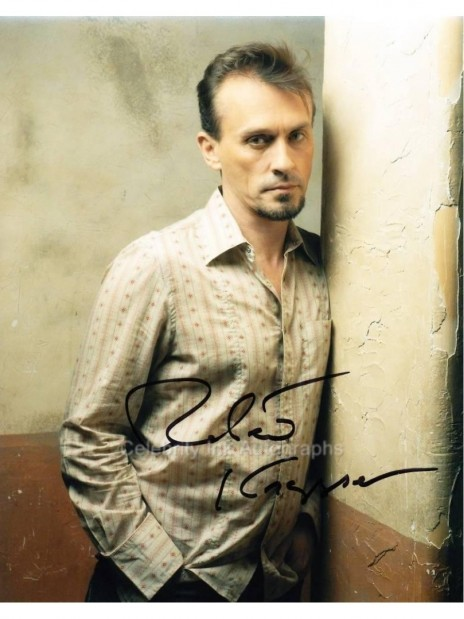 Robert Knepper Shared Photo Uk