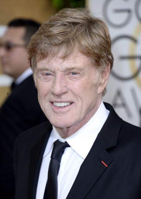 Robert Redford Shared Picture Spain