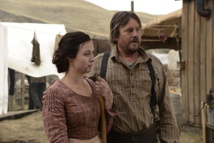 Picture Of Duncan Ollerenshaw And Robin Mcleavy In Hell On Wheels Large Picture
