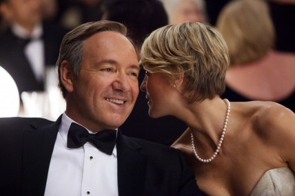 Bal Kevin Spacey Robin Wright House Of Cards House Of Cards