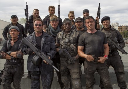 Expendables Ronda Rousey Expendables