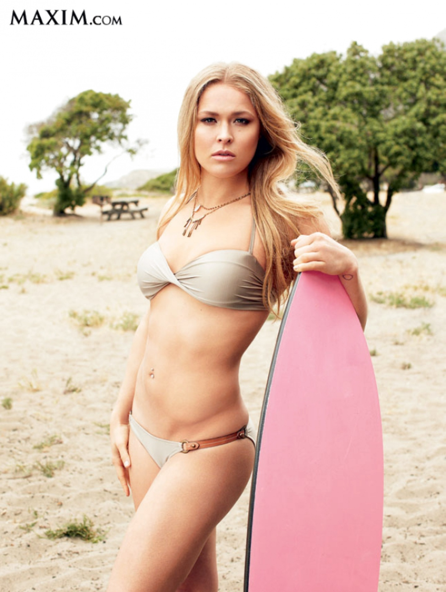 Hot Ufc Girl Ronda Rousey Bikini Pictures Celebrity Stomach