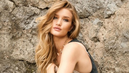 Rosie Huntington Whiteley Hot Pics Background Hd Wallpaper