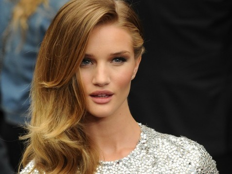 Rosie Huntington Whiteley New Look Wallpaper