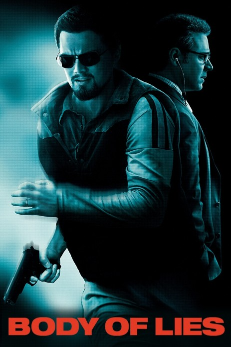 Body Of Lies Poster Leonardo Dicaprio And Russell Crowe Body