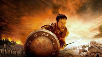 Russell Crowe As Gladiator Hd Wallpaper Gladiator
