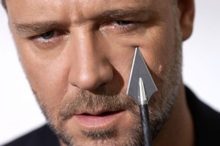 Russell Crowe By Greg Williams