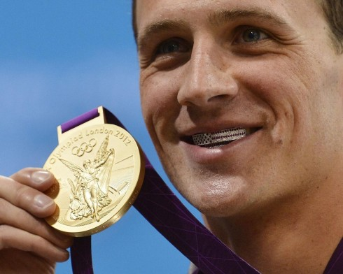 Ryan Lochte Swimming Gold United States Medals London