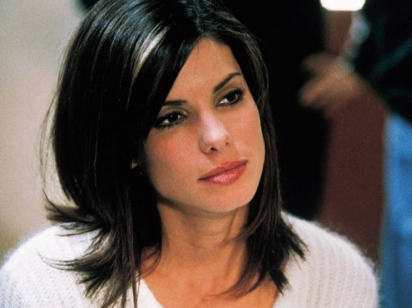 Beautiful Face Hd Photo Of Sandra Bullock