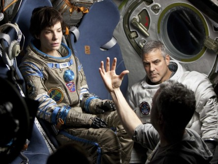 Movies What Its Like To Be Science Advisor For Sandra Bullocks Space Movie Gravity Movies