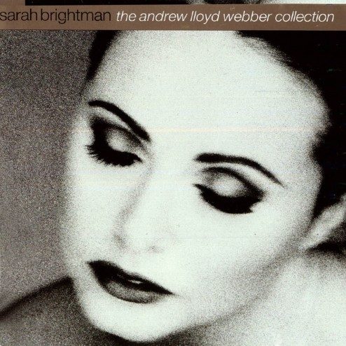 Sarah Brightman The Andrew Lloyd Webber Collection Frontal And Andrew Lloyd Webber