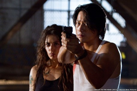 Sarah Shahi As Lisa Bobo And Sung Kang As Taylor Kwon Films
