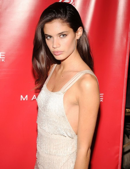 Sara Sampaio At Shape And Men Fitness Kickoff Party In New York
