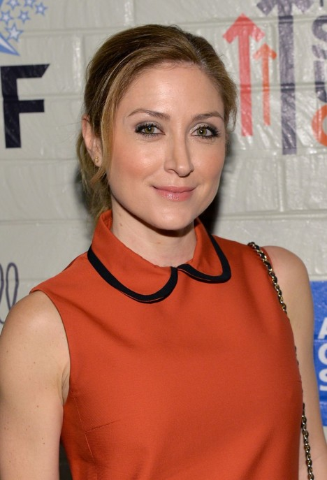 Sasha Alexander At Hollywood Stands Up To Cancer In La