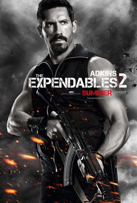 Tu Indestructible Favorito Expendables Hector Scott Adkins