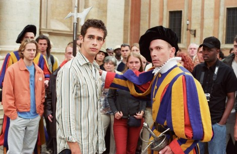 Picture Of Joel Kirby Jacob Pitts And Scott Mechlowicz In Eurotrip Large Picture