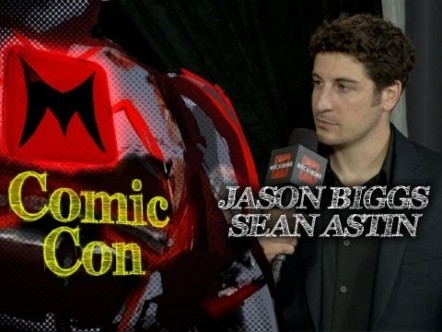 Teenage Mutant Ninja Turtles Interview With Sean Astin And Jason Biggs Sdcc