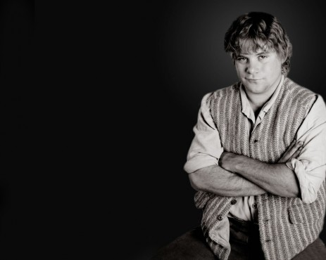 The Lord Of The Rings Samwise Gamgee Sean Astin Hobbits Hd Wallpapers