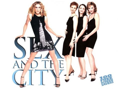 Satc Sex And The City
