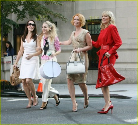 Sex And The City Movie All Girls