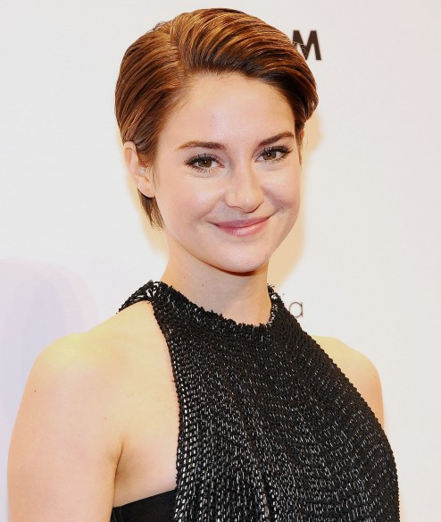 Shailene Woodley Zoom The Fault In Our Stars