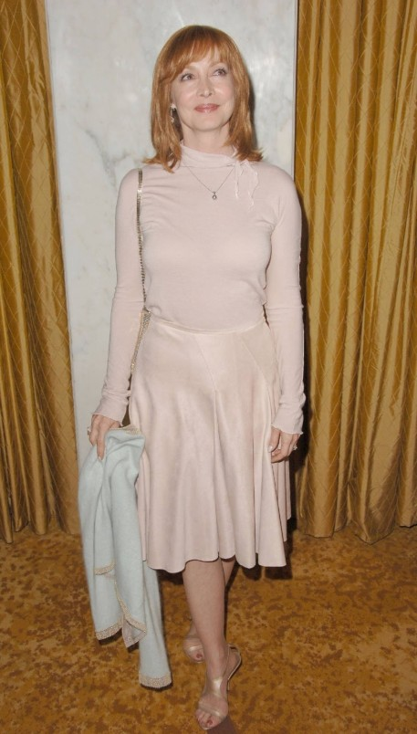 Sharon Lawrence Nrdc Th Anniversary Celebration At The Beverly Wilshire Hotel In La